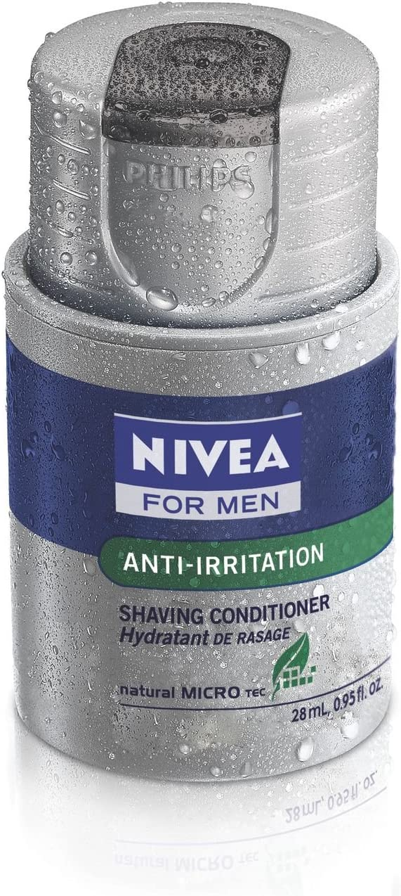Philips HS8440/23 Afeitadora NIVEA FOR MEN (Azul): Amazon.es ...