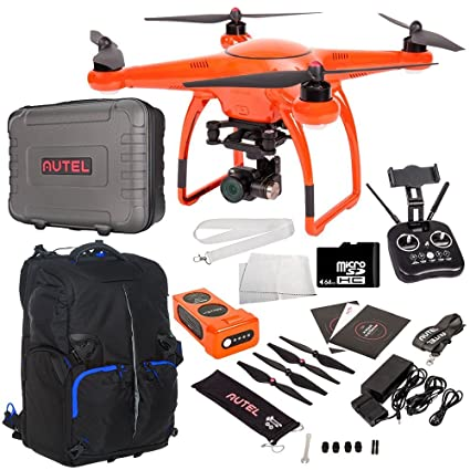 Amazon Com Autel Robotics X Star Premium Quadcopter Drone W 4k