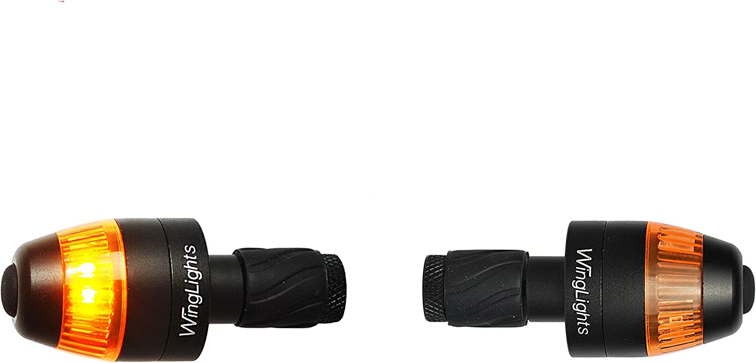 CYCL WingLights Mag V 3.0 - Bicycle Turning Signals/Blinkers for Bike