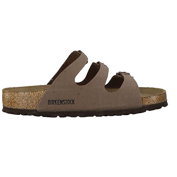 636a74ac73bb Amazon.com  Florida Soft Footbed Mocha Birkibuc  Shoes