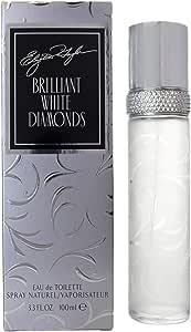 Elizabeth Taylor Brilliant White Diamonds for Women, 100ml