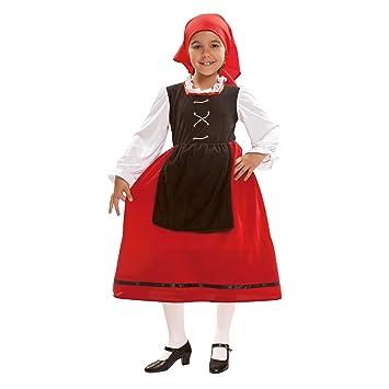 My Other Me Me - Disfraz de Aldeana, talla 7-9 años (Viving ...