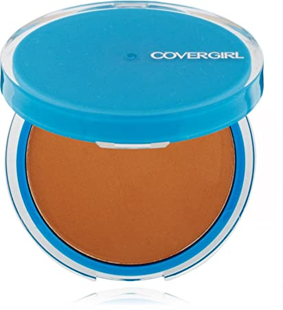 CoverGirl Clean Oil Control Compact Pressed Powder, Tawney 565 0.35 oz Pack of 4
