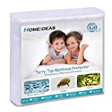 HOMEIDEAS Waterproof Mattress Protector King