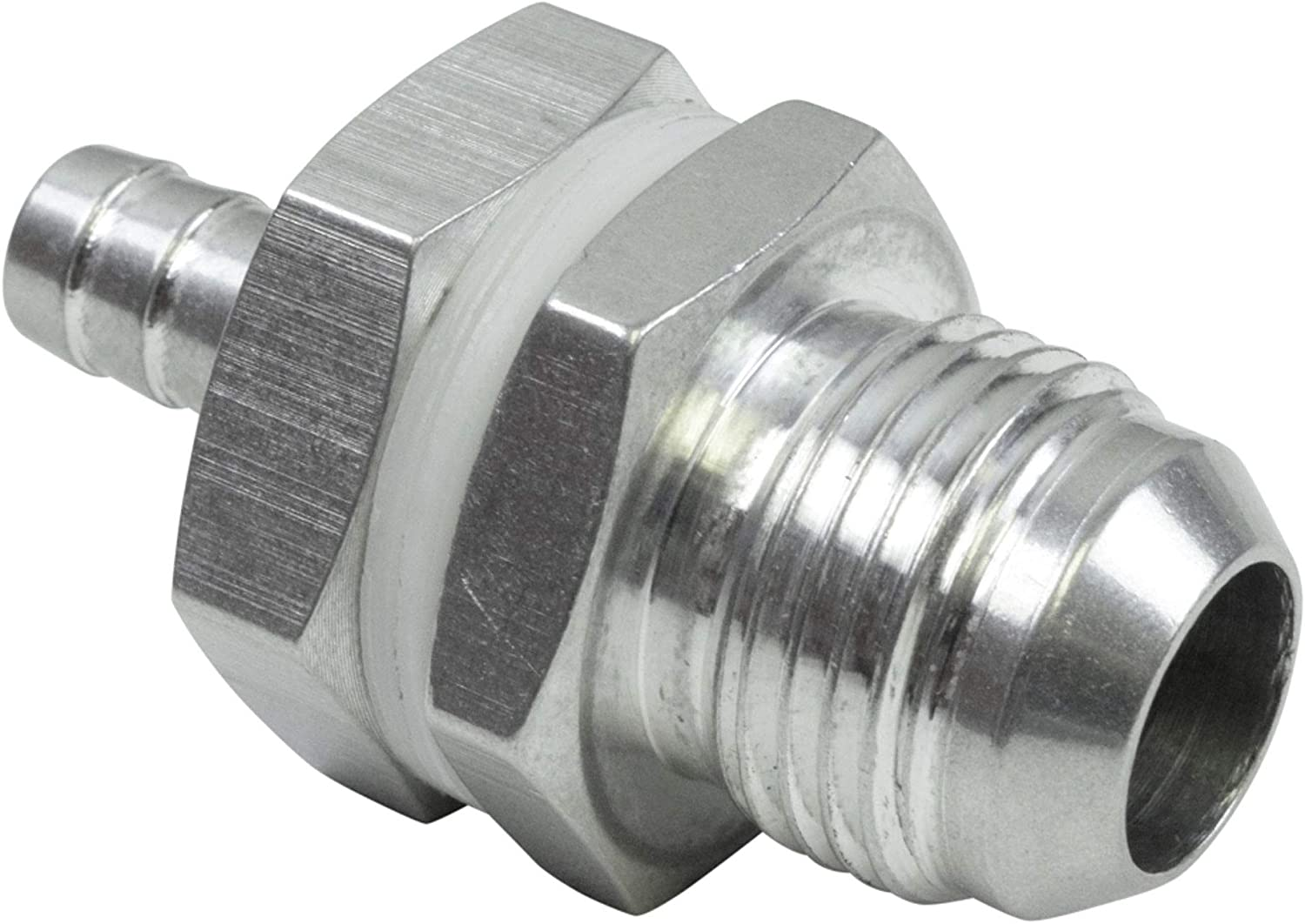 """Fitting For  Fuel Line 3//8NPT Female Threads to 3//8/""""Barb Natural"""