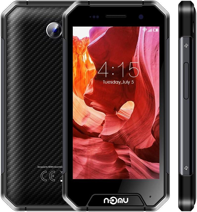 NOMU S30 Mini Smartphone sin Contrato Outdoor con Dual SIM, 4G ...