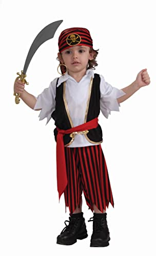 Forum Novelties Toddler Lil' Pirate Boy Costume