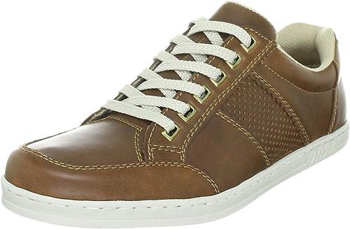 Rieker Herren 18927 25 Sneaker, Braun (Mogano 25), 40 EU 9cXuG