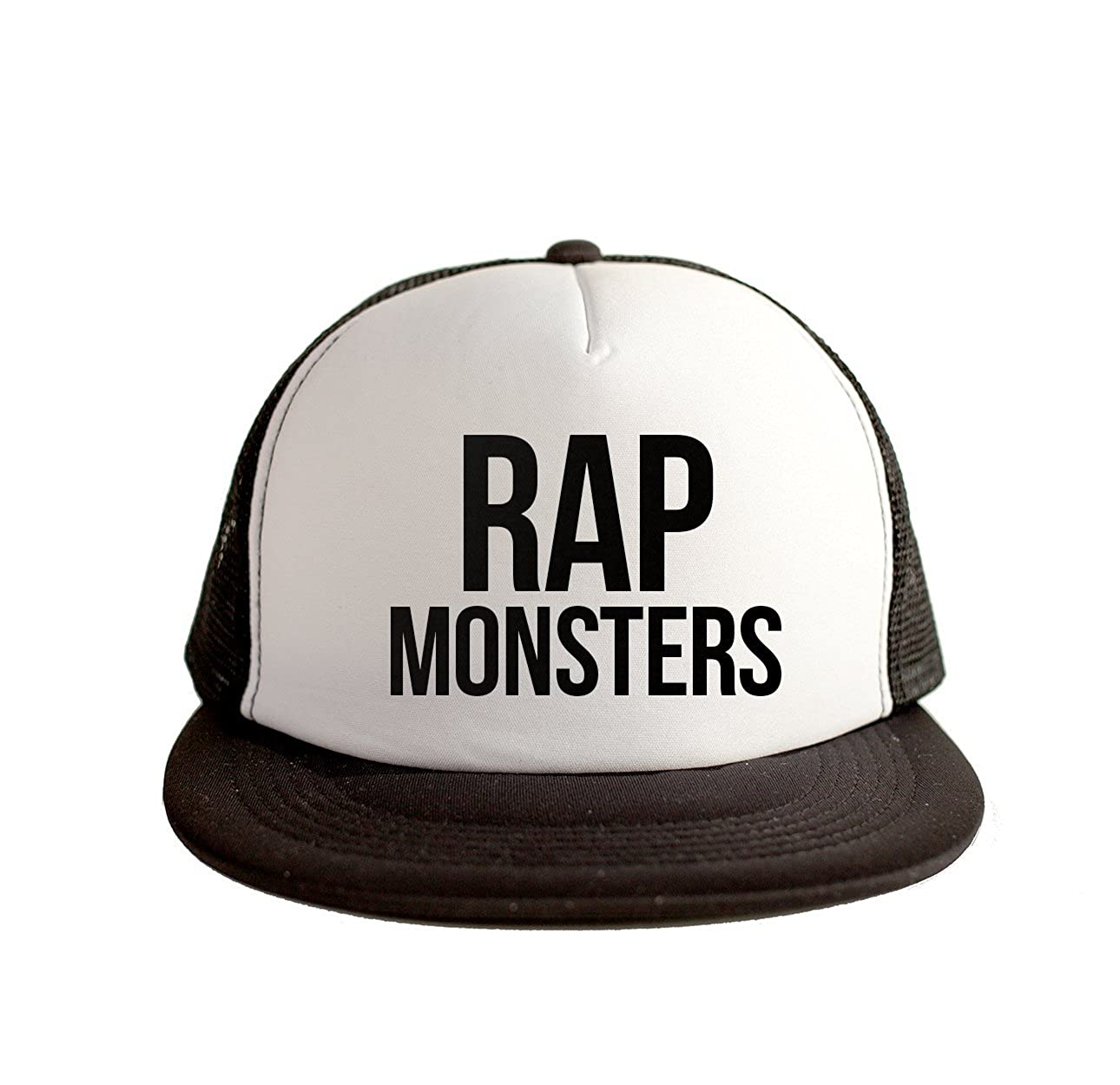 Rap Monsters Swag Hip Hop impresión 80s Style Snapback Sombrero ...