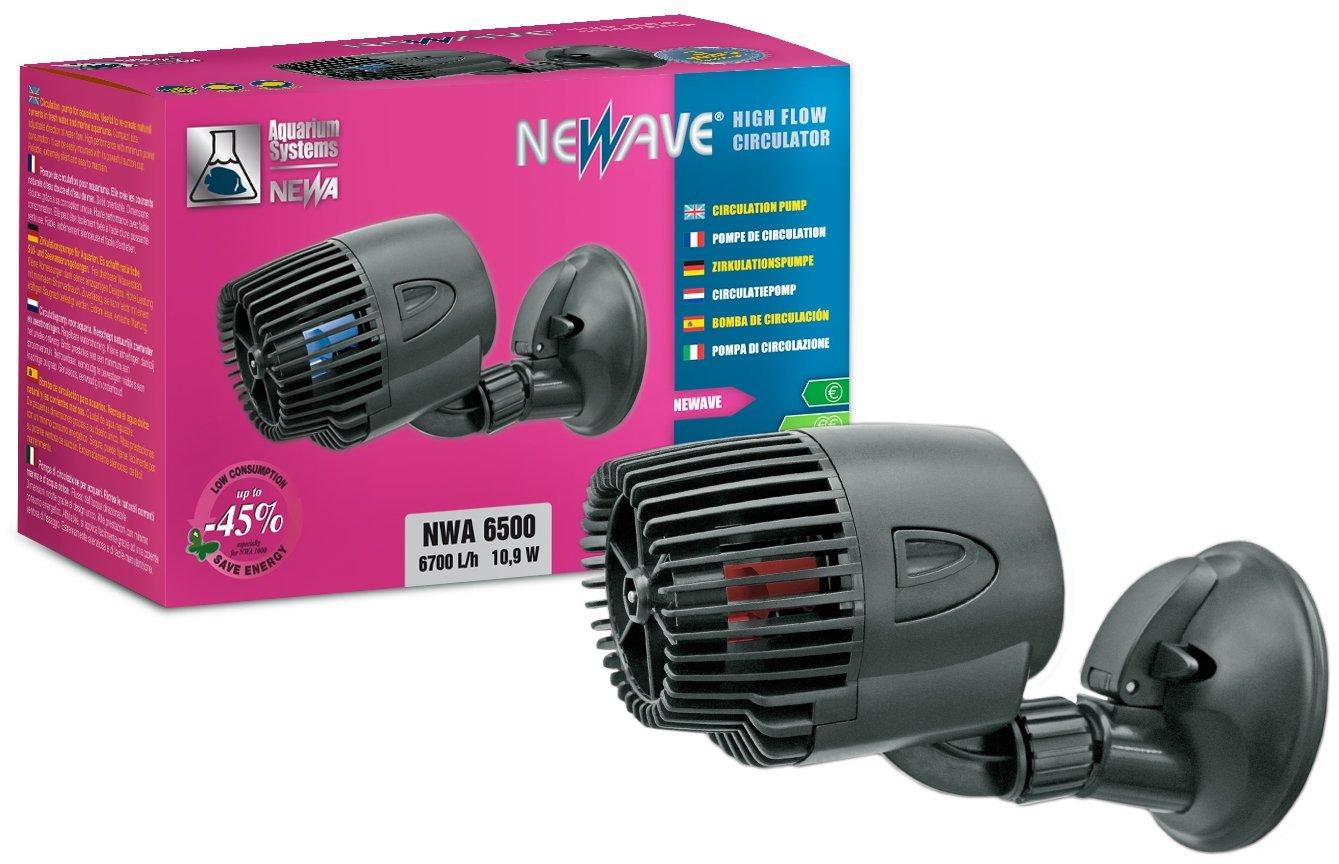 Aquarium Systems 0081100 Zirkulationspumpe Newave NWA 6500 16384
