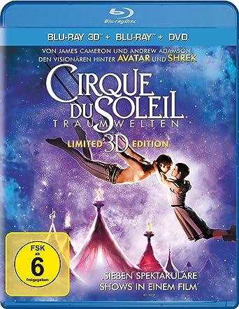 cirque du soleil blu ray  : Cirque Du Soleil - Traumwelten: Movies & TV