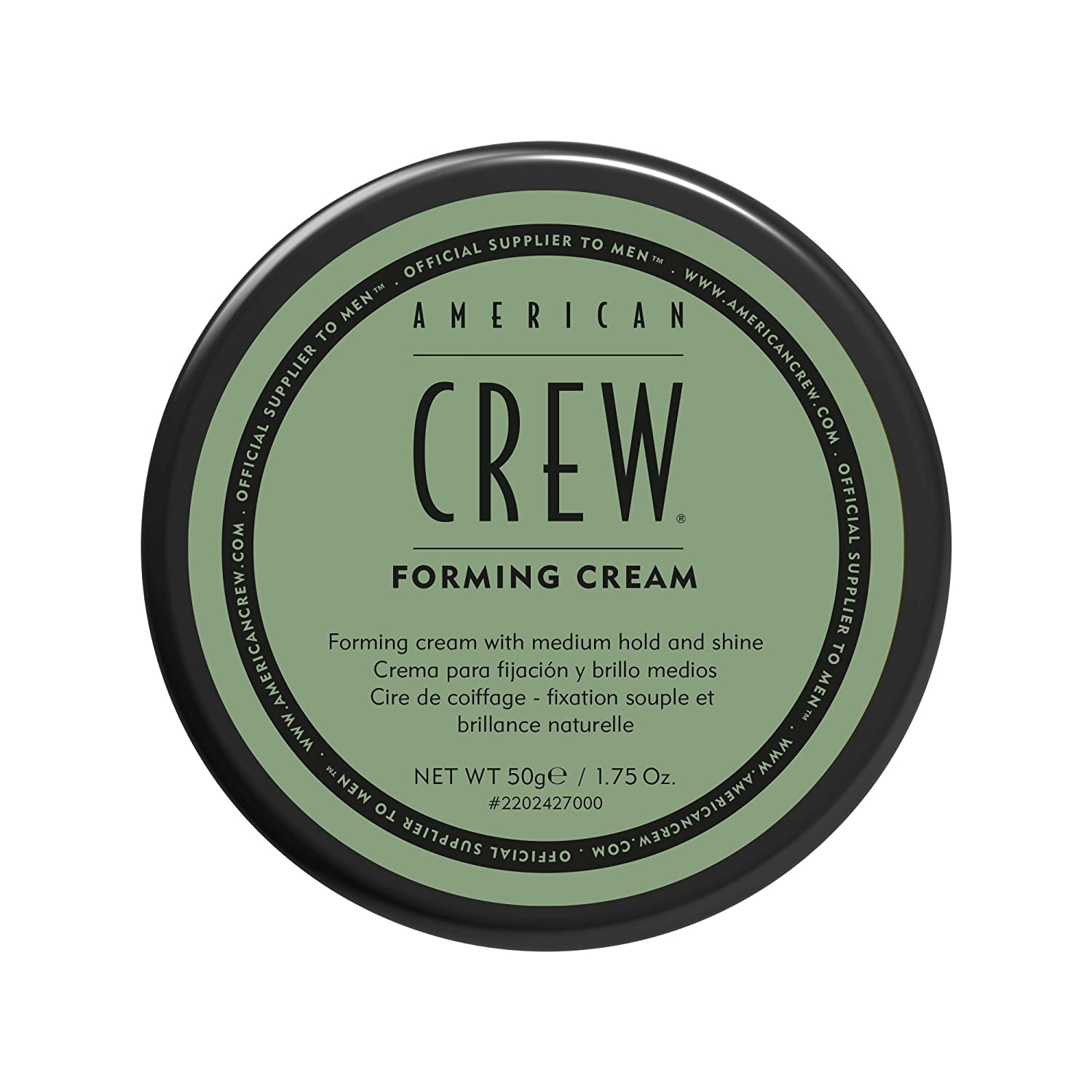 American Crew Forming Cream, 1.75 Ounce 781624780690