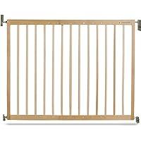Munchkin Barrera de seguridad de madera, con fijación