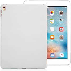iPad Pro 9.7 Inch White Back Case - Companion Cover - Perfect match for smart keyboard.