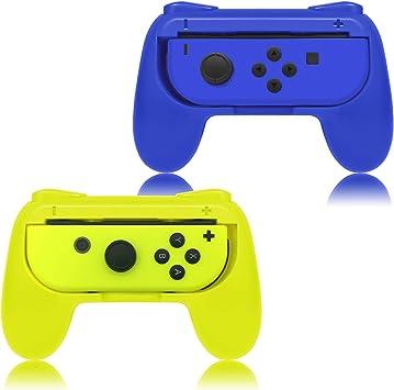 FYOUNG Puños para Nintendo Switch Joy-con, Controladores para ...