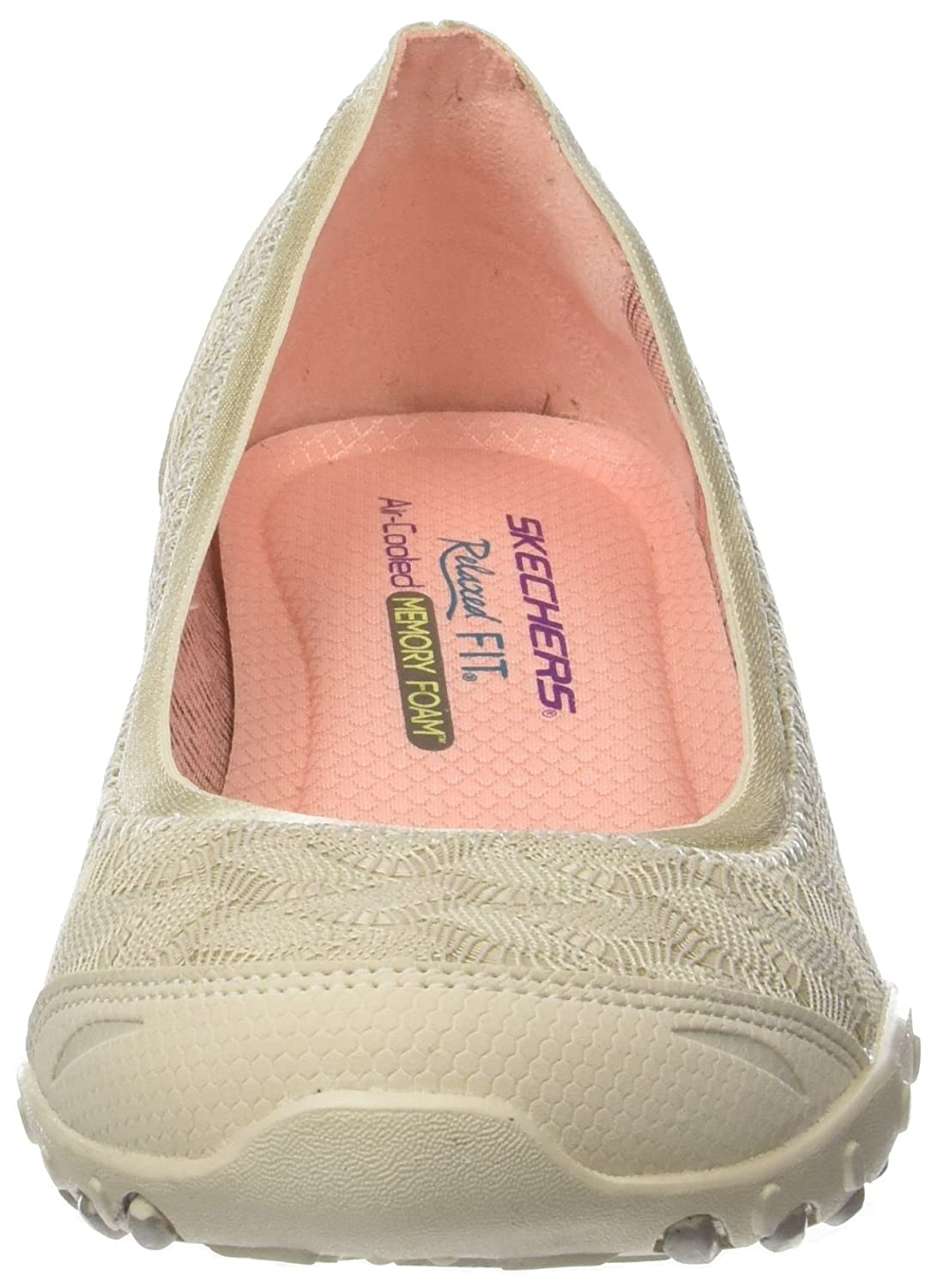 Skechers Savvy Play The Game, Ballerine Punta Chiusa Donna