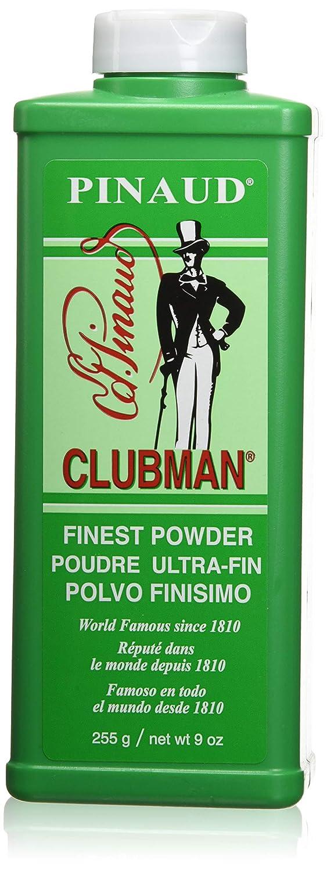 Ed Pinaud M-BB-1258 Clubman Talc - 9 oz - Poudre