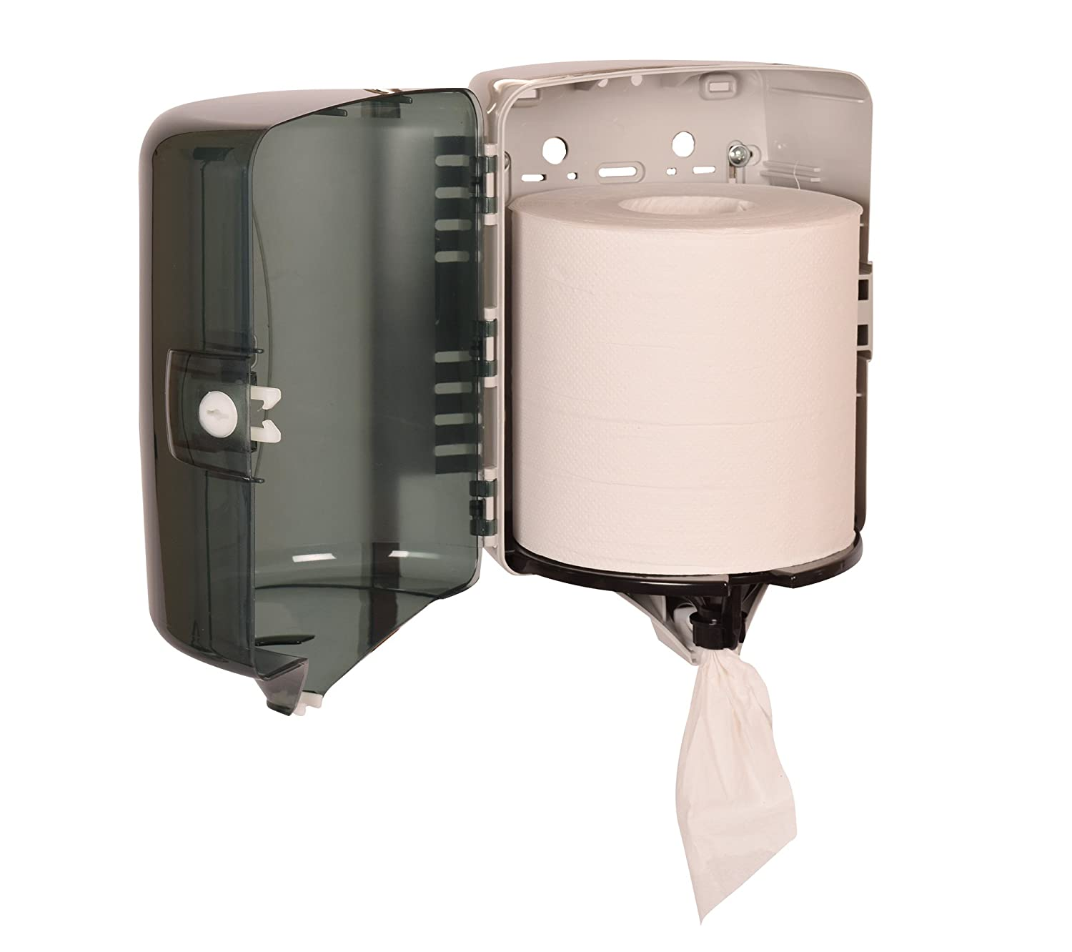 Tork 93T Centerfeed Hand Towel Dispenser, Plastic, 12.75