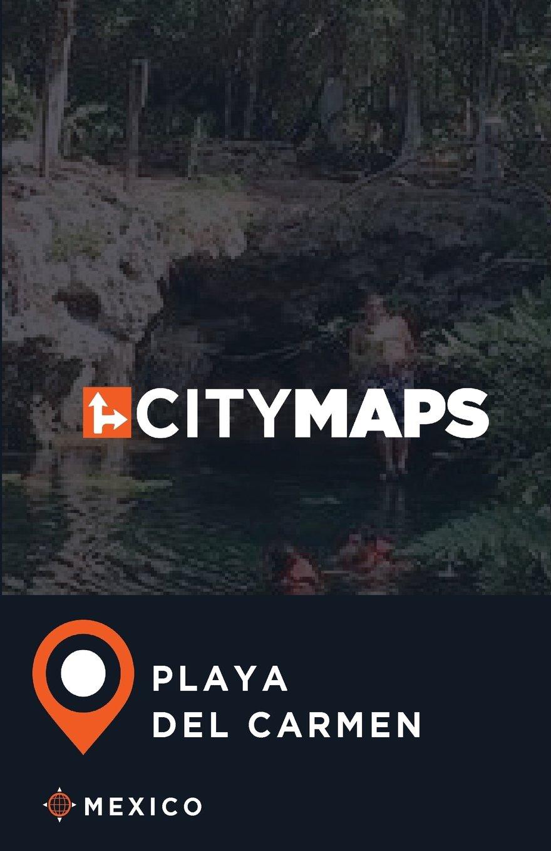 City Maps Playa del Carmen Mexico