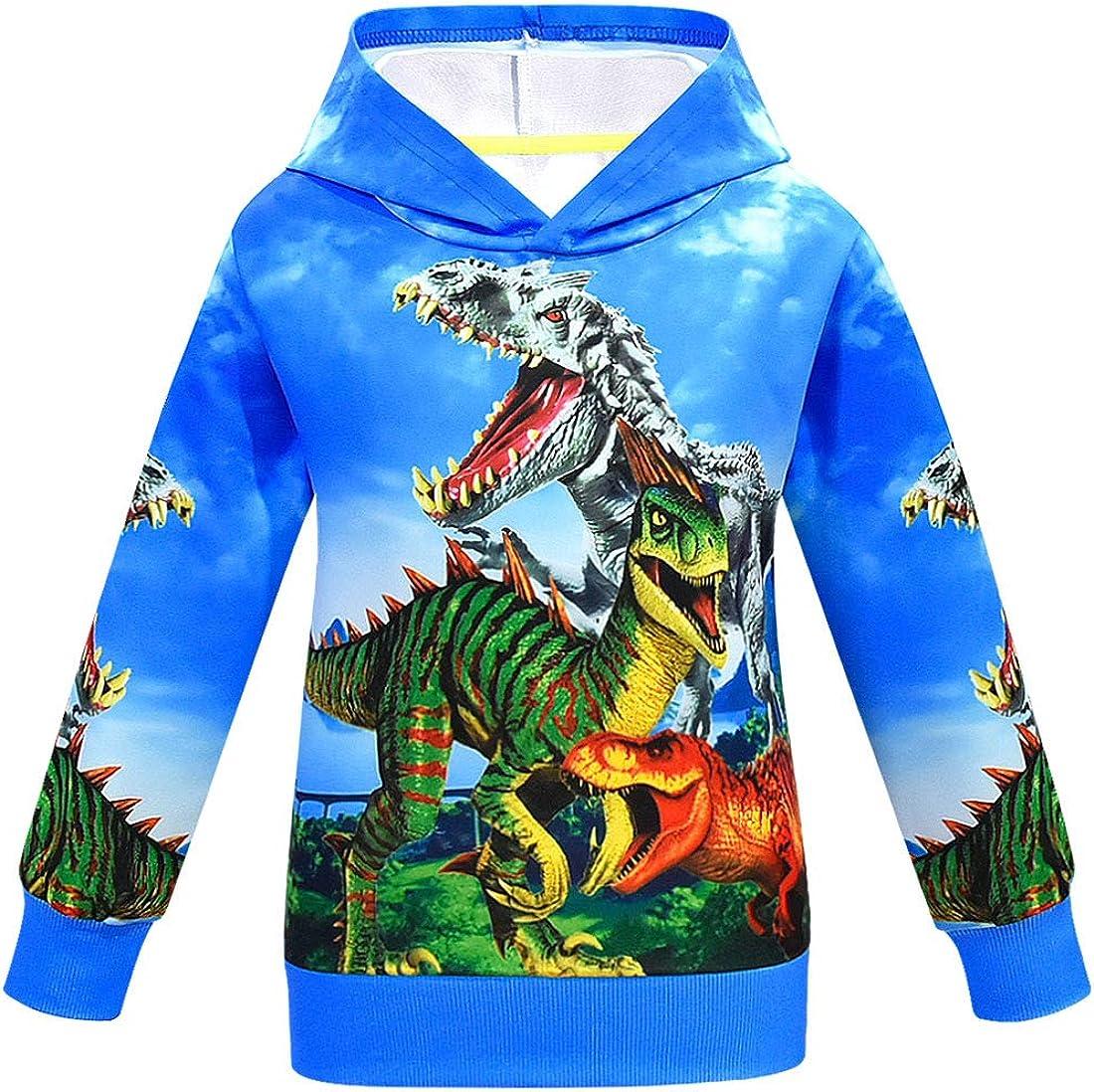 9 couleurs Je vous aime beaucoup ce Dinosaures-unisexe à capuche haut à capuche-amusant