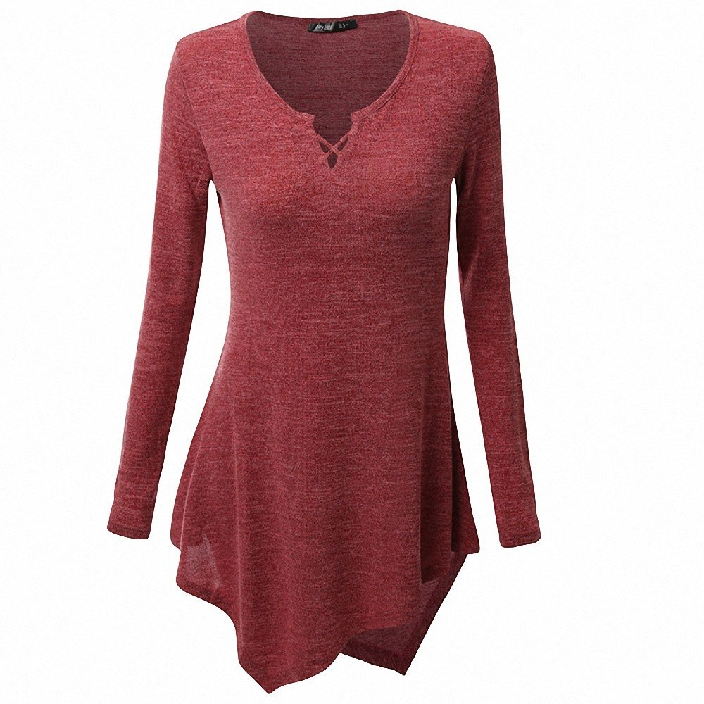 AILEESE Women Casual Jumper Shirt Dress Long Sleeve Tops Oversized Sweater Pullover Loose Sexy Sweatshirt ZYJPD174