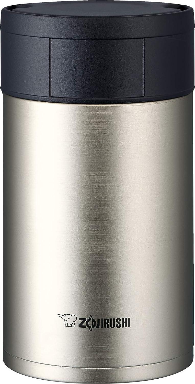 Zojirushi Food Jar, 19 oz/0.55 L, Stainless Steel