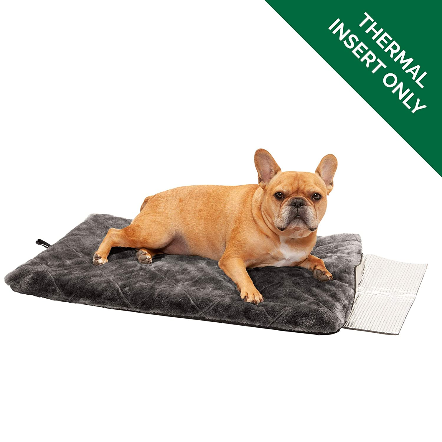 Furhaven Pet Dog Bed | Mold & Mildew Resistant Breathable Cooling Mesh Elevated Pet Cot Bed, Pet Blanket, & Self-Warming Pet Mat Insert for Dogs & Cats - Available in Multiple Colors & Sizes