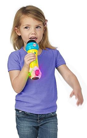 Fisher-Price Micrófono Rap Grabador, Juguete Musical +3 años (Reig KFP1739): Amazon.es: Juguetes y juegos