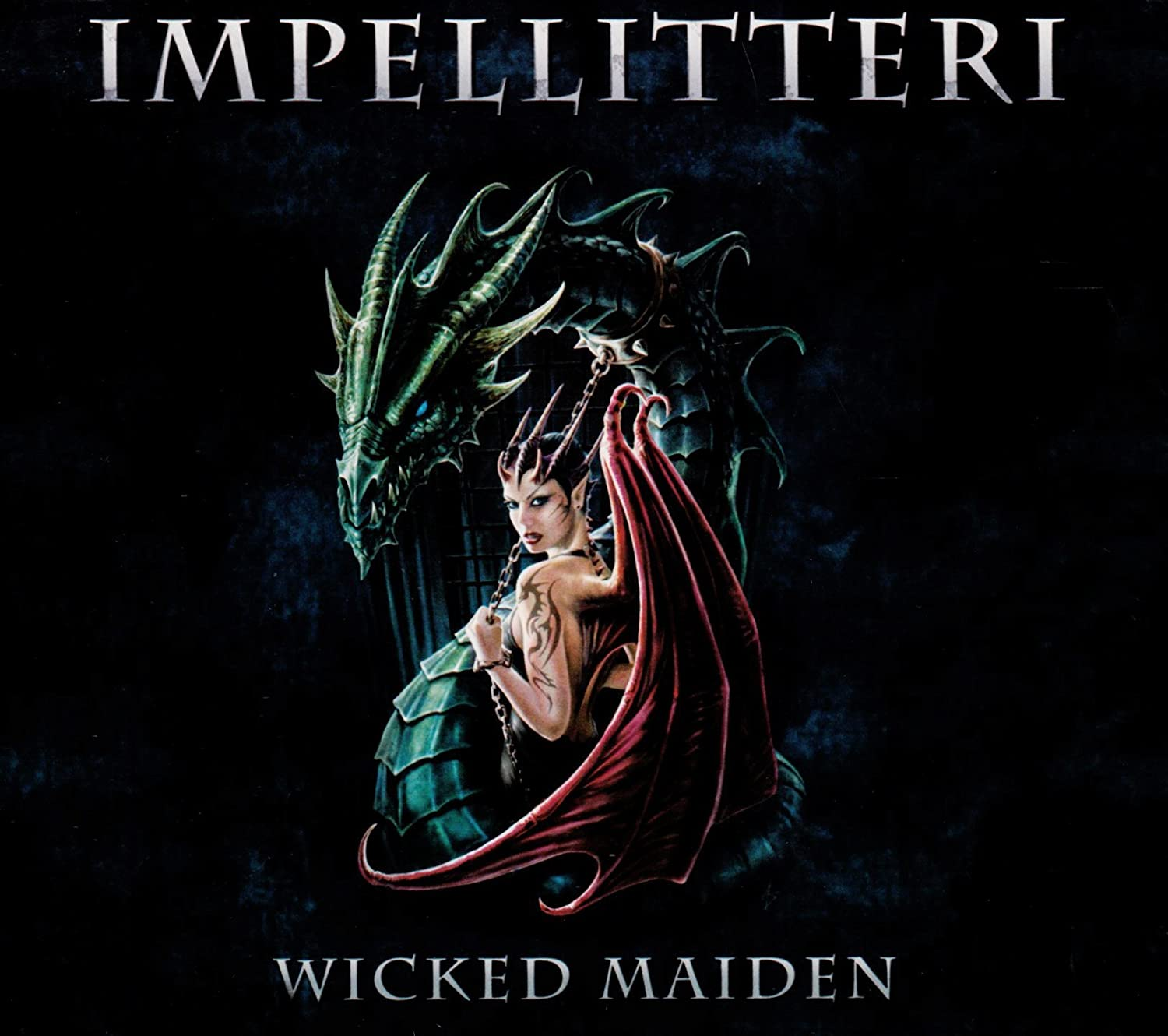 Wicked Maiden                                                                                                                                                                                                                                                                                                                                                                                                <span class=