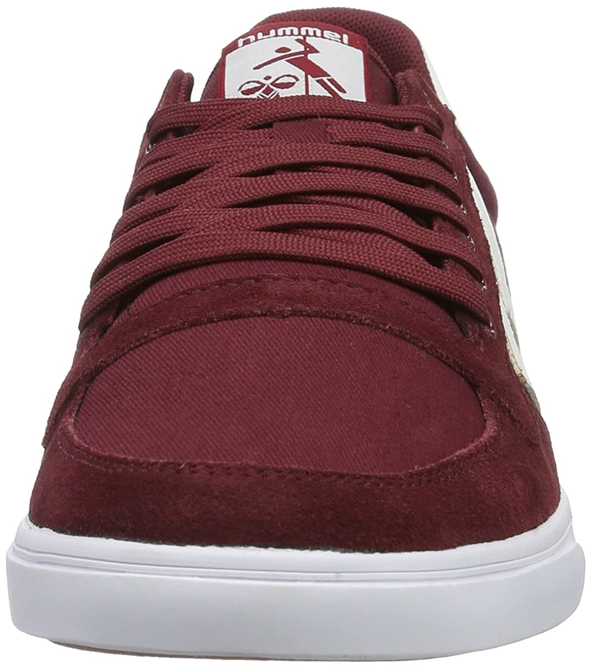 hummel Sneakers Slimmer Stadil Low, Sneakers hummel Basses Mixte Adulte 48ec23