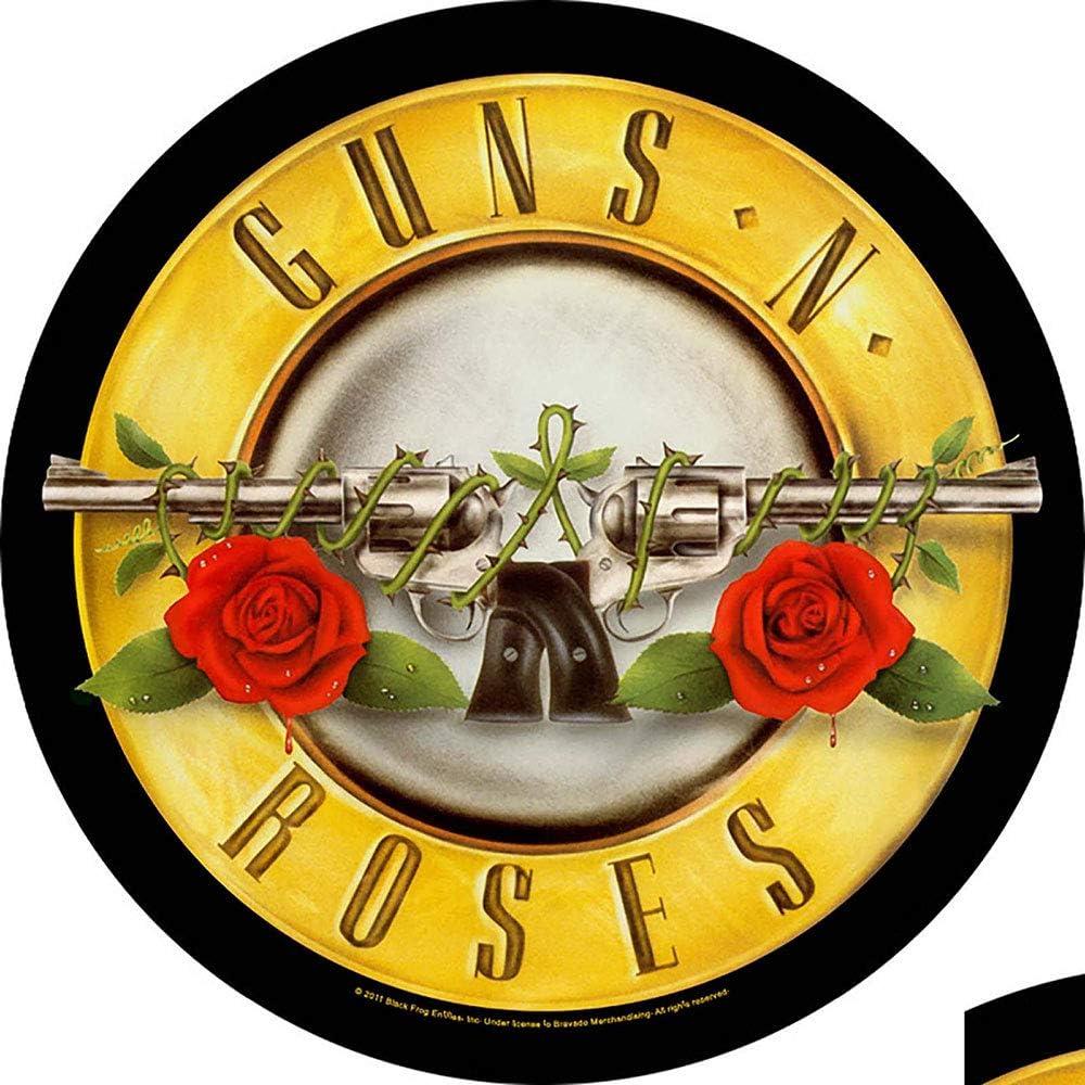 GUNS N ROSES BULLET LOGO Backpatch: Amazon.es: Ropa y accesorios