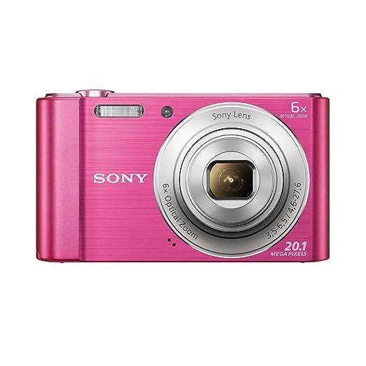 84 opinioni per Sony DSC-W810 Fotocamera Digitale Compatta Cyber-shot, Sensore Super HAD CCD da