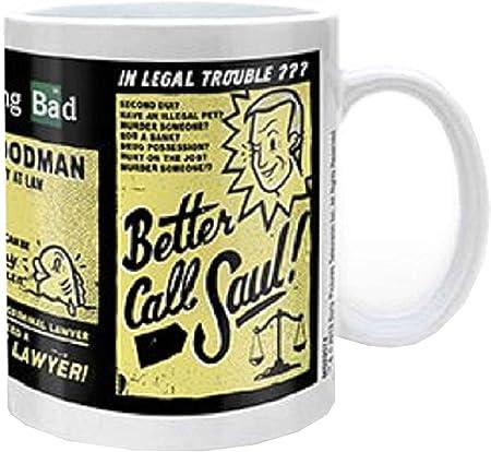 Breaking Bad Mug, Better Call Saul