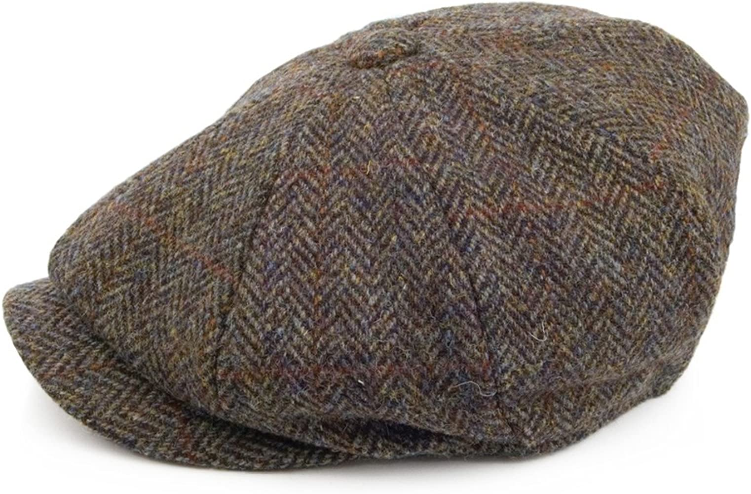 Gorra plana Newsboy Carloway de Tweed Harris de Failsworth - 61 ...