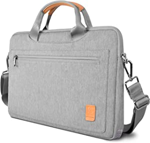 WIWU Laptop Shoulder Bag for 13.5 Inch Surface Book 3/2/1 Surface Laptop 3/2/1 Carrying Case for 13-inch Old MacBook Air MacBook Pro,13