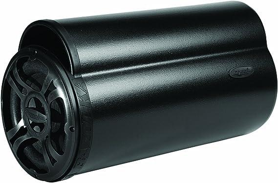 Amazon.com: Bazooka BTA850FH Big EZ Bass Amplified Subwoofer Kit: Car  Electronics | Bazooka Amp Wiring Diagram |  | Amazon.com