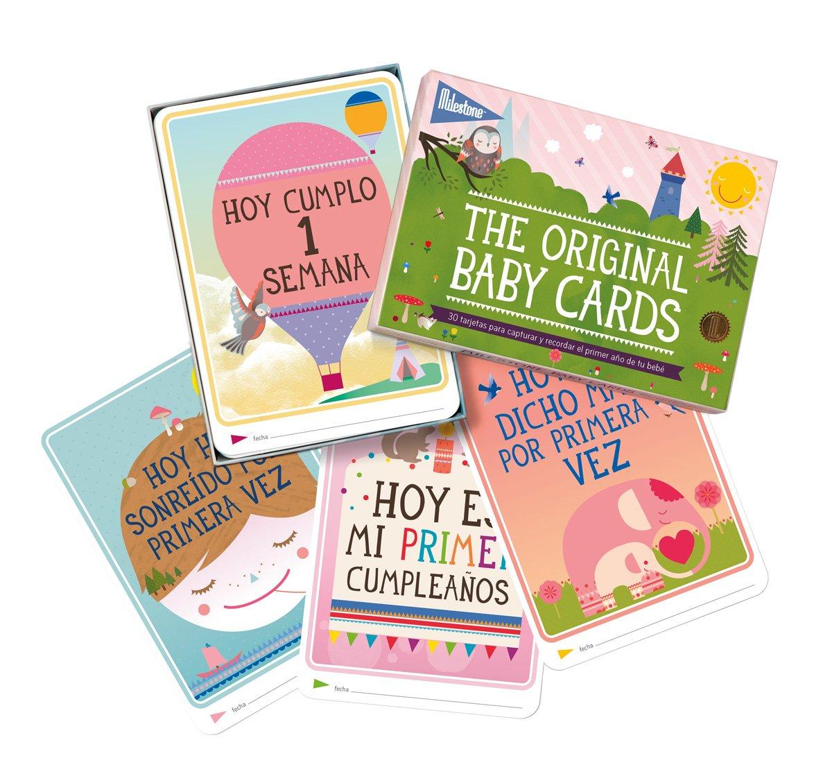 Milestone Card Recién Nacido (Hasta 1 año de Vida)