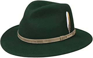 product image for Stetson Cartbridge Traveller VitaFelt Hat Men - Made in USA