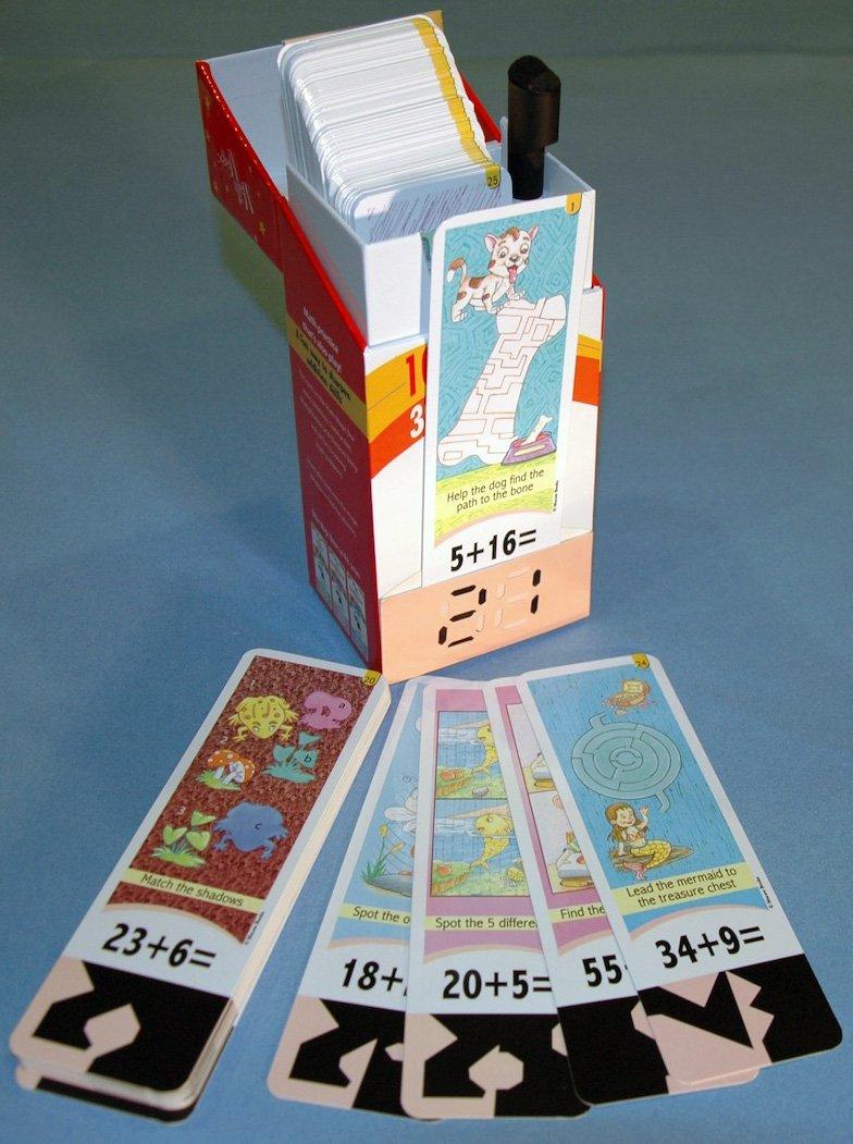 Math Magic Addition Flash Cards pdf epub