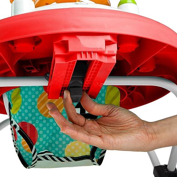 Bright Starts Roaming Safari - Andador: Amazon.es: Bebé