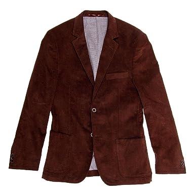 Oliver Conrad amazon com oliver conrad s casual 2 button corduroy blazer