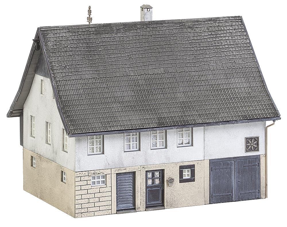 Faller FA 130538 - Tagelöhnerhaus, Zubehör für die Modelleisenbahn, Modellbau
