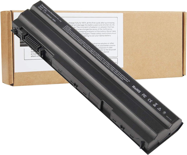 New T54FJ E5520 Laptop Battery for Dell Latitude E5420 E5520 E6420 E6520,fit M5Y0X 312-1163 HCJWT 7FJ92-12 Months Warranty