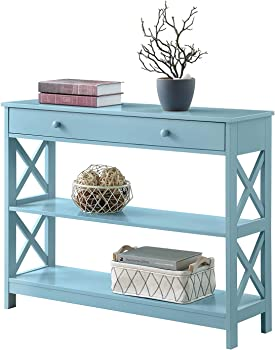 Convenience Concepts Oxford 1-Drawer Console Table
