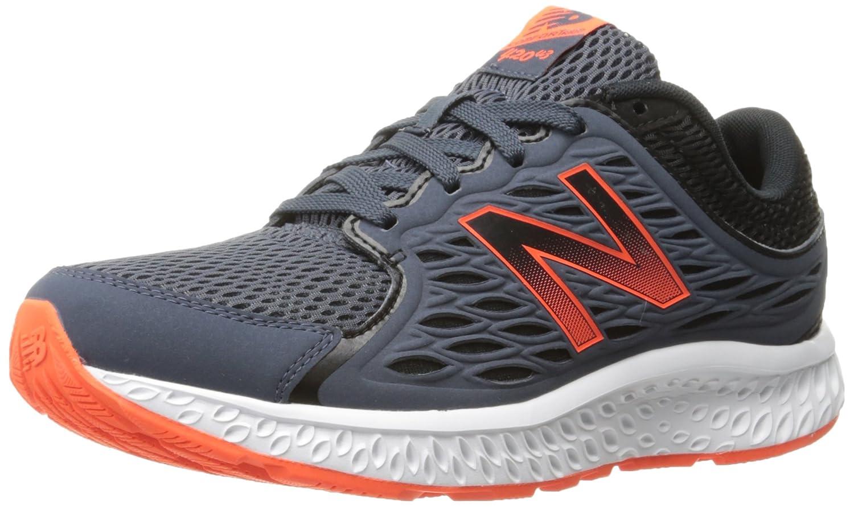 New Balance Men's M420v3 Running Shoe B01FSDO5EU 10.5 D(M) US|Thunder/Black/Alpha Orange