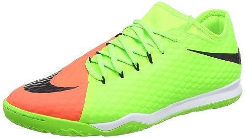 Nike Hypervenomx Finale Ii Ic, Zapatillas de Fútbol para Hombre, Verde (Electric Green / Black-Hyper Orange-Brite Mango), 47.5 EU: Amazon.es: Zapatos y ...