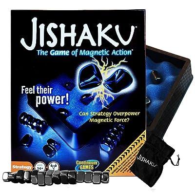 Continuum Games Jishaku Board Game, Multi: Toys & Games