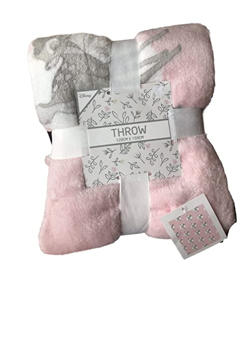 Home & Garden Disney The Seven Dwarfs Grumpy Throw Fleece Soft Blanket Cosy Primark Home