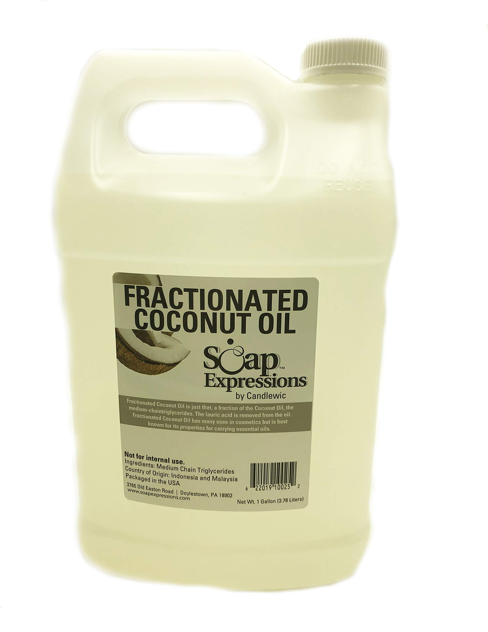 1 Gal. Fractionated Coconut Oil