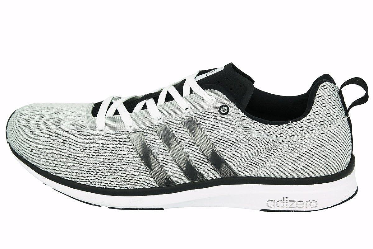 best sneakers d5c9a bb605 Adidas Running Herren Adizero Feather 4 M Ftwwhtftwwhtcblack, Größe Adidas7.5  Amazon.de Sport  Freizeit